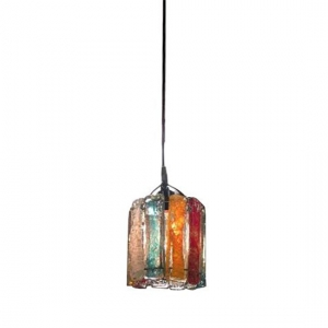 Red Label: Multicolor Hanging Lamp