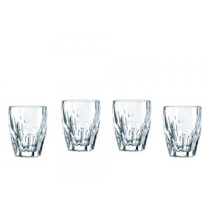 Nachtmann: Sphere Double Old-Fashioned Glasses, Set of 4