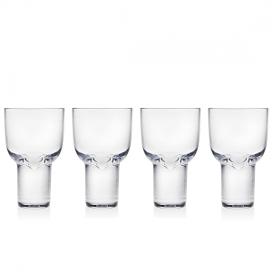 Godinger: Donovan Goblet, Set of 4