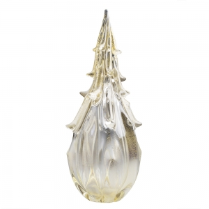 Anchor Bend Glassworks: 18 Inch Tree, Gold