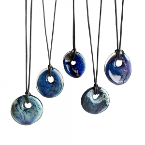 Josh Simpson: Blue New Mexico Pendant