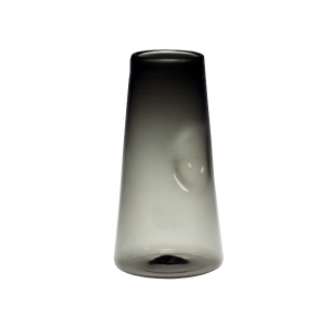 Chris Giordano: Cone Bud Vase, Gray