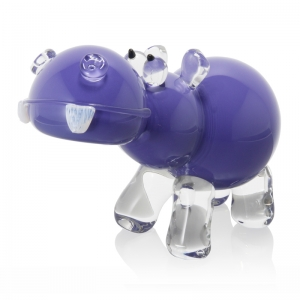 Catherine Labonte: Hippopotamus, Opaque Purple