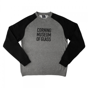 Corning Museum of Glass: Crew Neck Sweatshirt