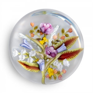 Clinton Smith: Berkshire Bouquet Paperweight