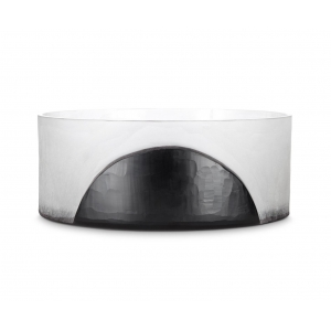 Tom Dixon: Carved Bowl, Black
