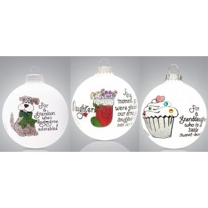 Heart Gifts by Teresa: Children & Grandchildren Ornament