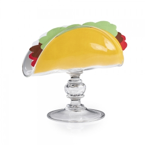 Deborah Czeresko: Taco Holder