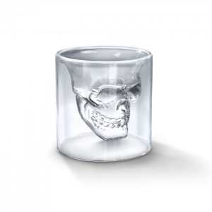Fred & Friends: Doomed Skull Shot Glass