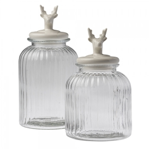 Deer Storage Canisters