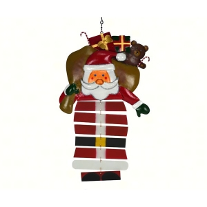 Gift Essentials: Santa With Toy Mobile