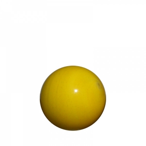 Mark Matthews: Gumball Sphere, Yellow