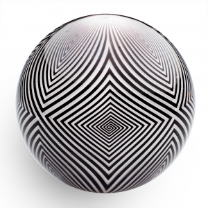 Mark Matthews: Grand Vortex Labyrinth Sphere