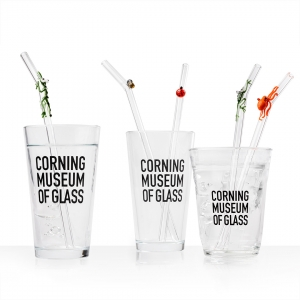 Joe Rotsell: Glass Drinking Straw