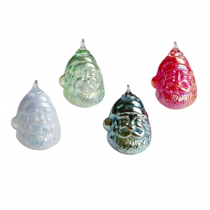 Glass Eye Studio: Secret Santa Ornament