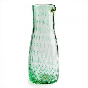 Janet Dalecki: Bubble Pitcher, Green