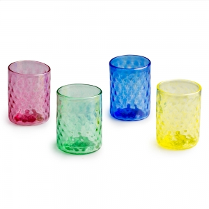 Janet Dalecki: Small Pineapple Tumblers