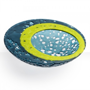 Karen Bexfield: Vessel, Azurmalachite