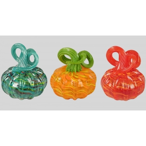 Kingston Glass Studio: Pumpkin