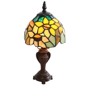 River of Goods: Sunflower Accent Table Lamp