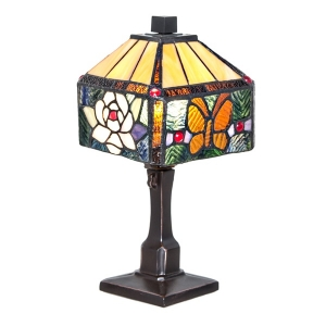 River of Goods: Rose Butterfly Accent Lamp