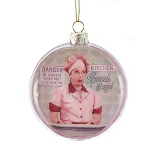 Kurt Adler: Lucy Chocolate Factory Ornament