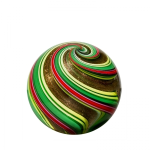 Mark Matthews: Triple Lutz Sphere, Green, Red, & Yellow