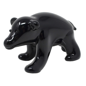 Gift Essentials: Black Bear Figurine