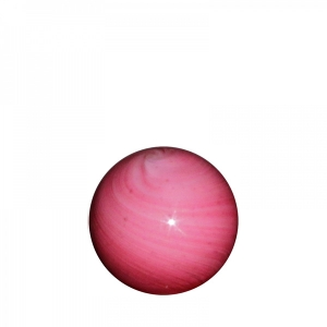 Mark Matthews: Gumball Sphere, Dark Pink