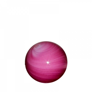 Mark Matthews: Gumball Sphere, Reddish Purple