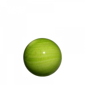 Mark Matthews: Gumball Sphere, Lime Green
