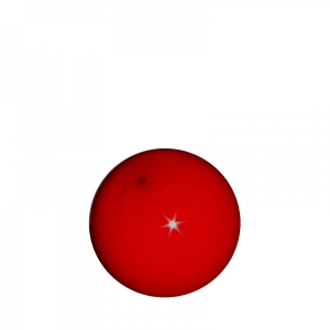 Mark Matthews: Gumball Sphere, Red