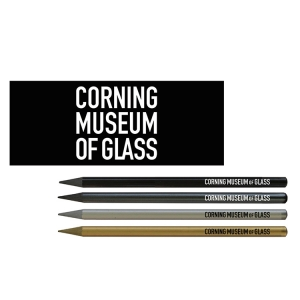 Corning Museum of Glass: Graphite Pencil Set