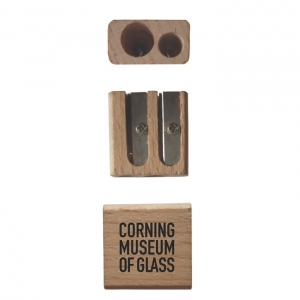 Corning Museum of Glass: Wooden Sharpener