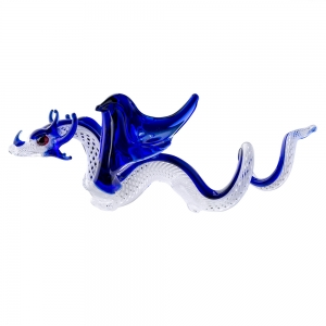 Milon Townsend: Horizontal Dragon Ornament