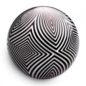 Mark Matthews: Mezzo Vortex Labyrinth Sphere