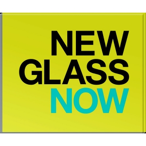 Corning Museum of Glass: New Glass Now Acrylic Magnet