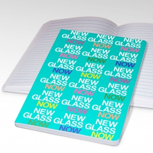 Corning Museum of Glass: New Glass Now Lined Journal