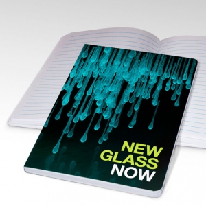 Corning Museum of Glass: New Glass Now Sketchbook