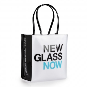 Corning Museum of Glass: Small New Glass Now Tote