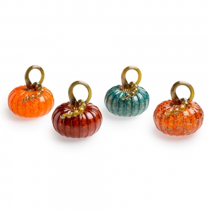 Vessel Studio Glass: Pumpkin