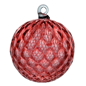 G. Brian Juk: Ornament, Red