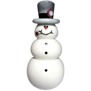 Vitrix Hot Glass Studio: Frosty the Snowman
