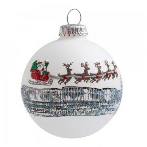 Heart Gifts by Teresa: CMoG with Santa & Reindeer Ornament