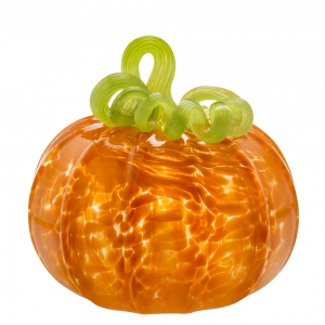 Elijiah Smith: Opaque Orange Pumpkin