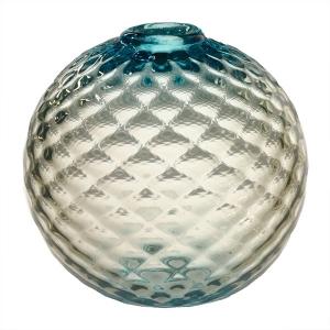 Catherine Ayers: Pineapple Bud Vase, Turquoise