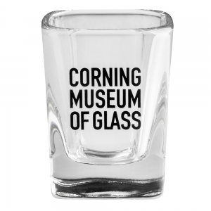 Corning Museum of Glass: Square Shot Glass