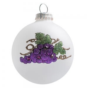 Heart Gifts by Teresa: Wine Glass Marathon Ornament
