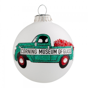 Heart Gifts by Teresa: CMoG Green Truck Ornament