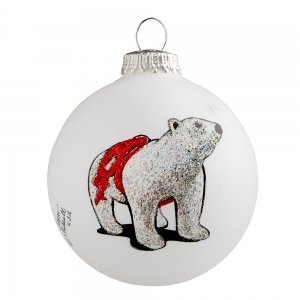 Heart Gifts by Teresa: CMoG Polar Bear Ornament